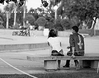 Street Photography - Balboa Park