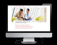 Warrior Centric Health Website