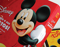 Disney Kodak 'Magic' Campaign