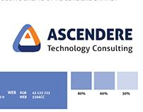 Ascendere Logo & Branding