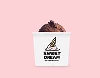 Sweet Dream Identity & Store