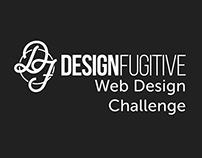 Entry for Design Fugitive's Web Design Challenge
