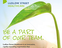 Adverts: Ludlow Street Healthcare