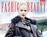 Fashion&Beauty Milan, Sept/ Oct 2014 Cover story