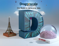Dragonscale Brand + Ads