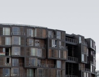 Student housing Copenhagen University, Lundgaard & Tran