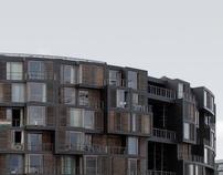 Student housing Copenhagen University, Lundgaard & Tran