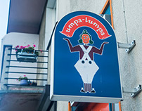 identity of 'umpa-lumpa' boutique