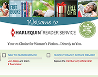 readerservice.com - revamp