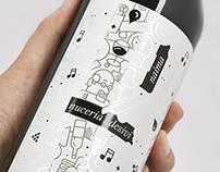 Nuceria's wine