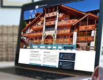 Hotel Garni - web design & branding