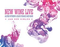 CD Artwork - New Wine Live