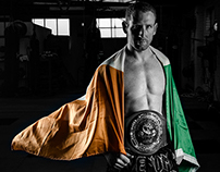 Ryan Barry - Muay Thai Fighter
