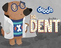 Dr Dent - Drools Dog Food