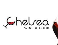 CHELSEA wine & food Identity