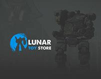 Lunar Toy Store - Concept Design