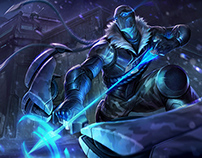 Arctic Ops Varus login animation