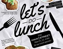 Main Street: Lunch Specials