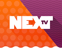 NEXT TV - Rebranding