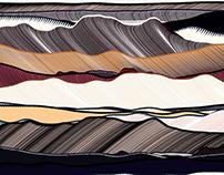 noisy-line-scape V.3 (2014)