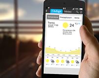 Adige News app UI