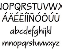 Adrial (bespoke typeface design)