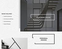 DK // railing & stairs Inc.
