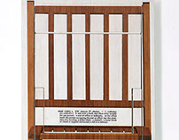 Kosuth Chair (Three In One)