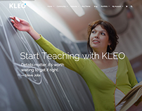 KLEO - E-Learning Style Theme