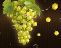 Parallax promo-page Lev Golycin Champagne