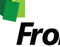 FrontOffice // Logo design