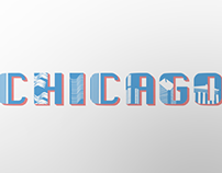 Chicago typeface Redesigned