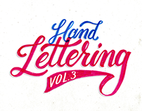 Hand Lettering Vol. 3