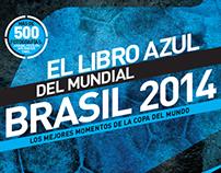 El libro azul - Brasil 2014