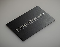 Corporate Design Stoiber&Fizimayer RA