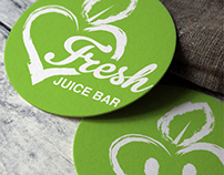Fresh - Branding for Sale! www.One-Giraphe.com