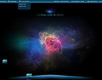 Eternal Life In Space
