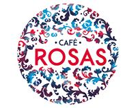 CAFÉ ROSAS - LOGOTIPO