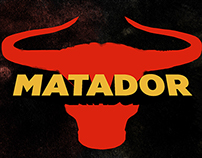 Matador: title sequence boards