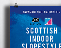 Scottish Indoor Slopestyle Championships 2014