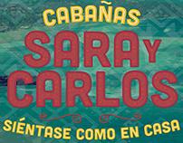 Cabañas Carlos Y Sarah