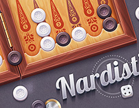 Backgammon interface