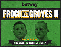 Betway Froch Vs Groves Infographic