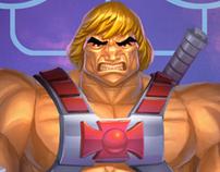 Heman- MOTU -Toy Masters