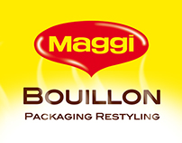 Maggi Bouillon for Nestlé Portugal