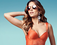 2015 Collection Summer Lingerie - Pimenta Doce