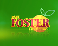 Paul Foster for City Council 2014
