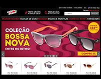AD.Dialeto - Coleção Chilli Beans Bossa Nova