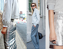Fading Into Fall: Grey Is The New Black