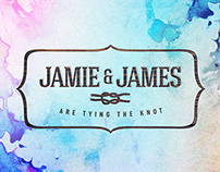 James & Jamie's Wedding weekend - France